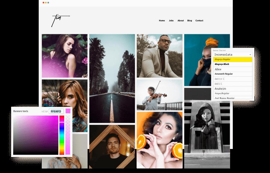 Prosite | Criar site grátis