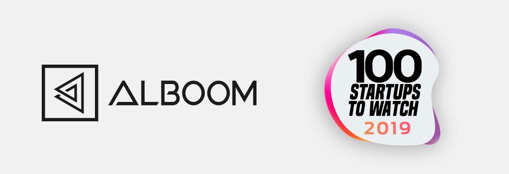 Alboom 100 Startups to Whatch